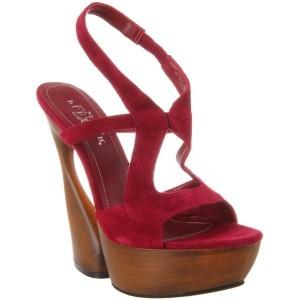 Chaussures en cuir nouvelle collection