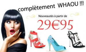 Chaussures femmes Jumex, les nouvelles collections