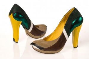 chaussure canard