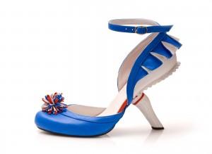 chaussure pompom girl