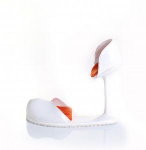 chaussure tulipe