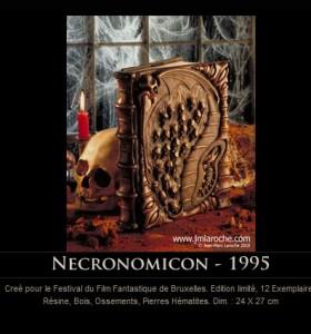 Jean Marc Laroche Necromicon 1995