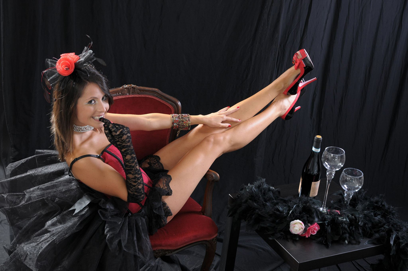 Chaussures escarpins sexy