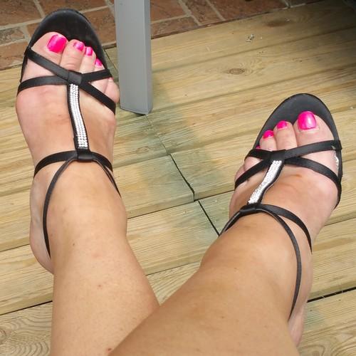 Sandales habillées Fabulicious