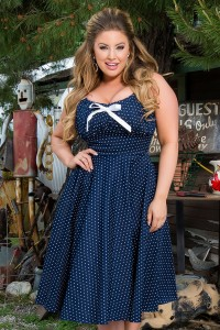 robe-pinup-grande-taille