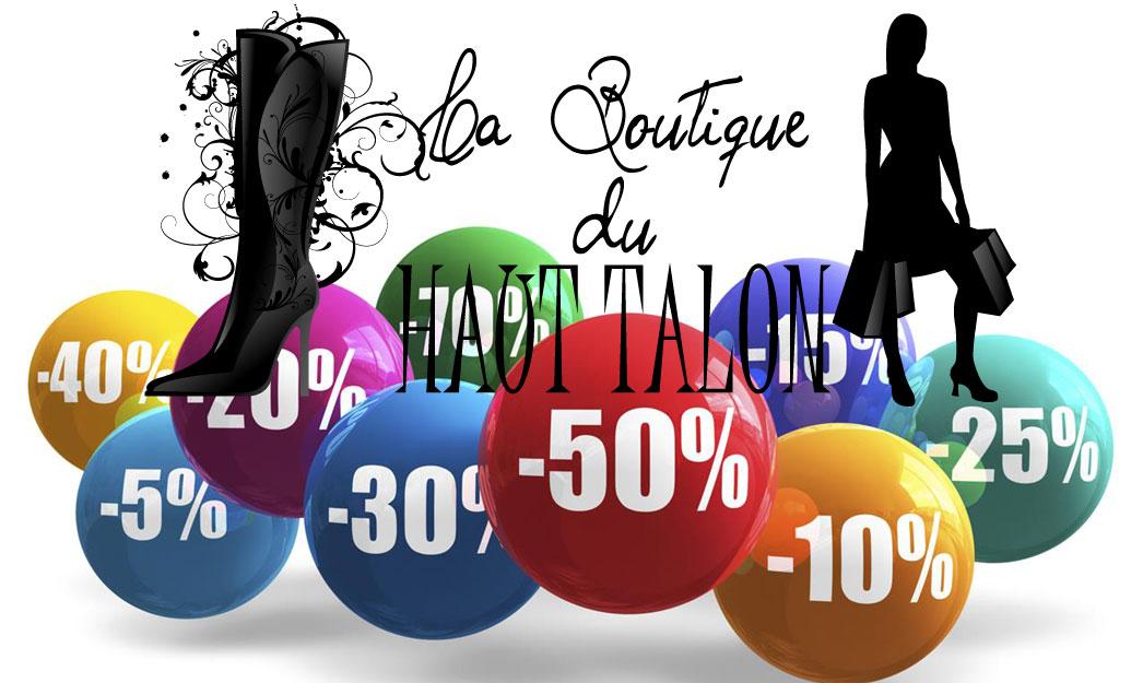 Soldes Pleaser Shoes France, la folie.